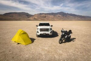 Camping At Alvord Desert & Alvord Hot Springs
