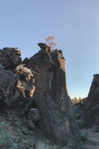 Flatiron rock