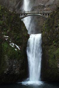 Multnomah Falls is one of many Portland adventures.