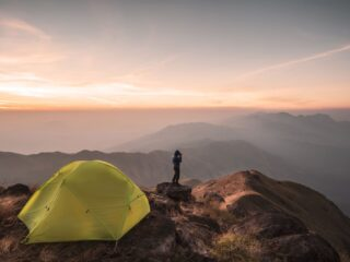 A tent will be the best camping gift ever