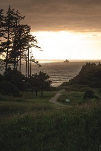 Ecola State Park Trail