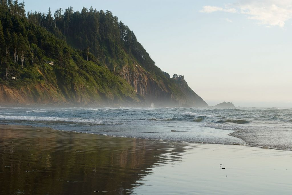 Amazing view of Falcon Cove