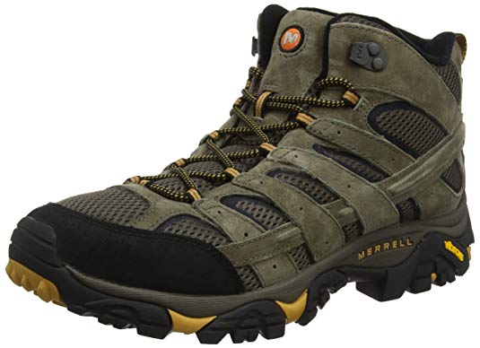 Mens Merrell hiking boots is an example of good hiking gifts