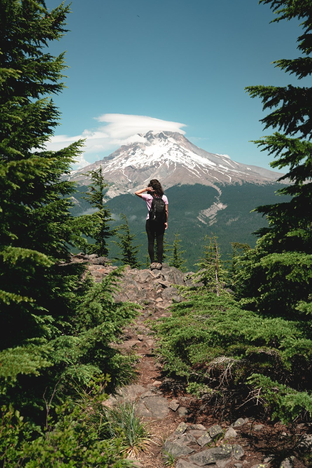 Tom Dick and Harry mountain has one of the best hikes during your Portland adventures.