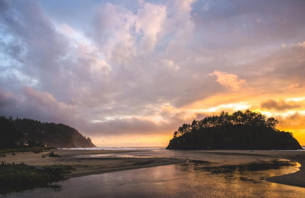 Neskowin is a charming Oregon coast town and one of my favorites.