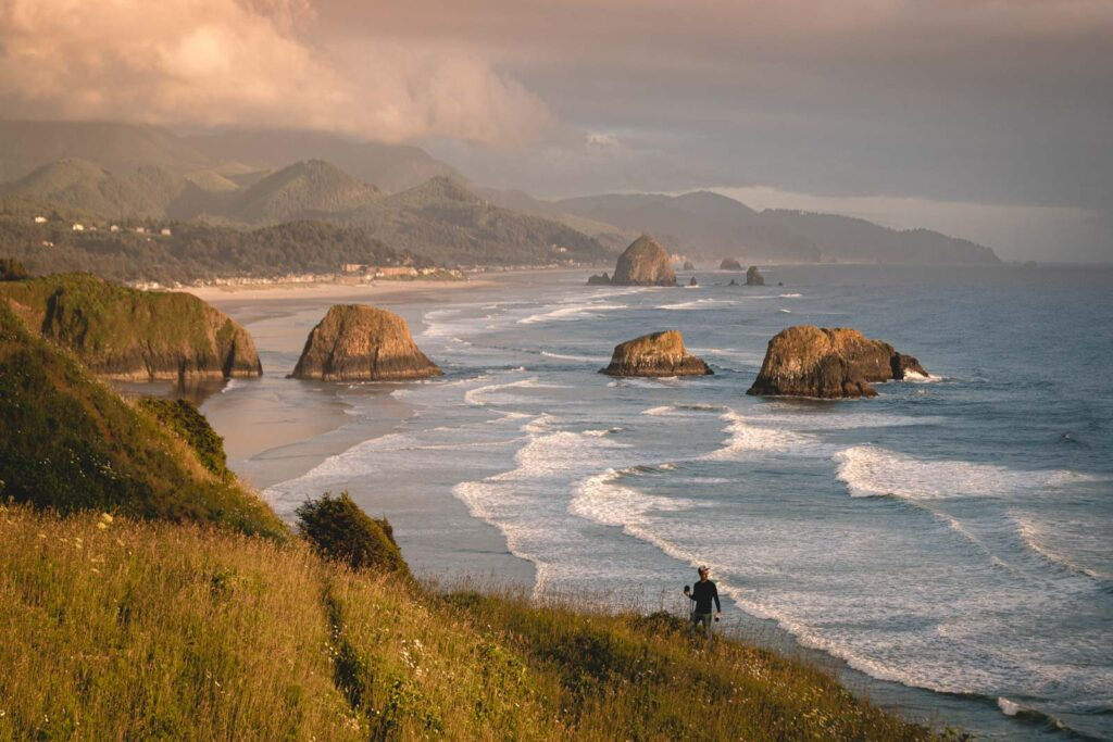 Ecola State Park - One of the best hikes in Oregon