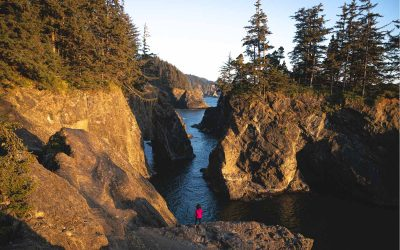 Hiking the Samuel H. Boardman State Scenic Corridor