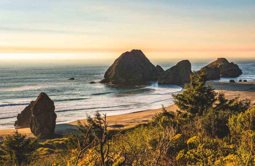 Gold Beach is a dreamy Oregon coast town.