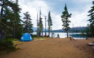 23 of The Best Places for Camping Near Portland