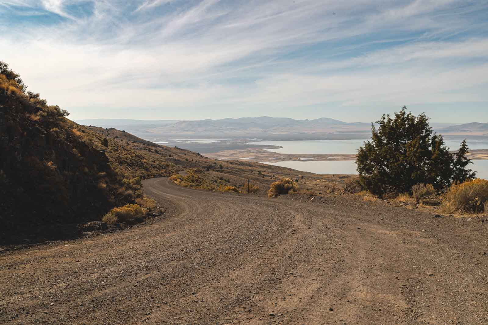 The road to Hart Mountain is another great spot to add to your Oregon itinerary.