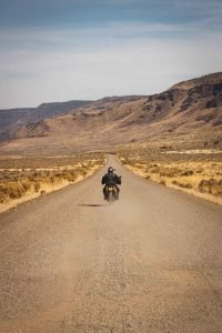 Motorcycling in Hart Mountain National Antelope Refuge is another fun thing to do on your Oregon road trip.