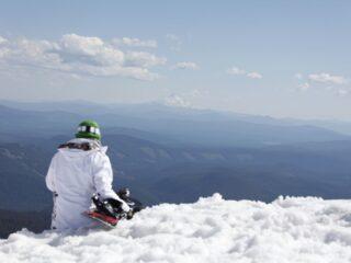 Winter Activities At Mt. Hood