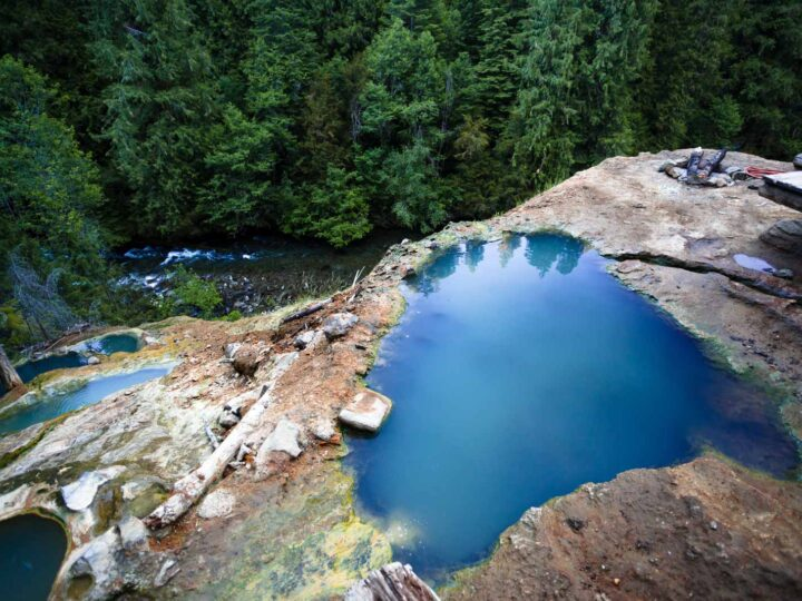 13 Oregon Hot Springs to Soothe Your Post-Hike Muscles