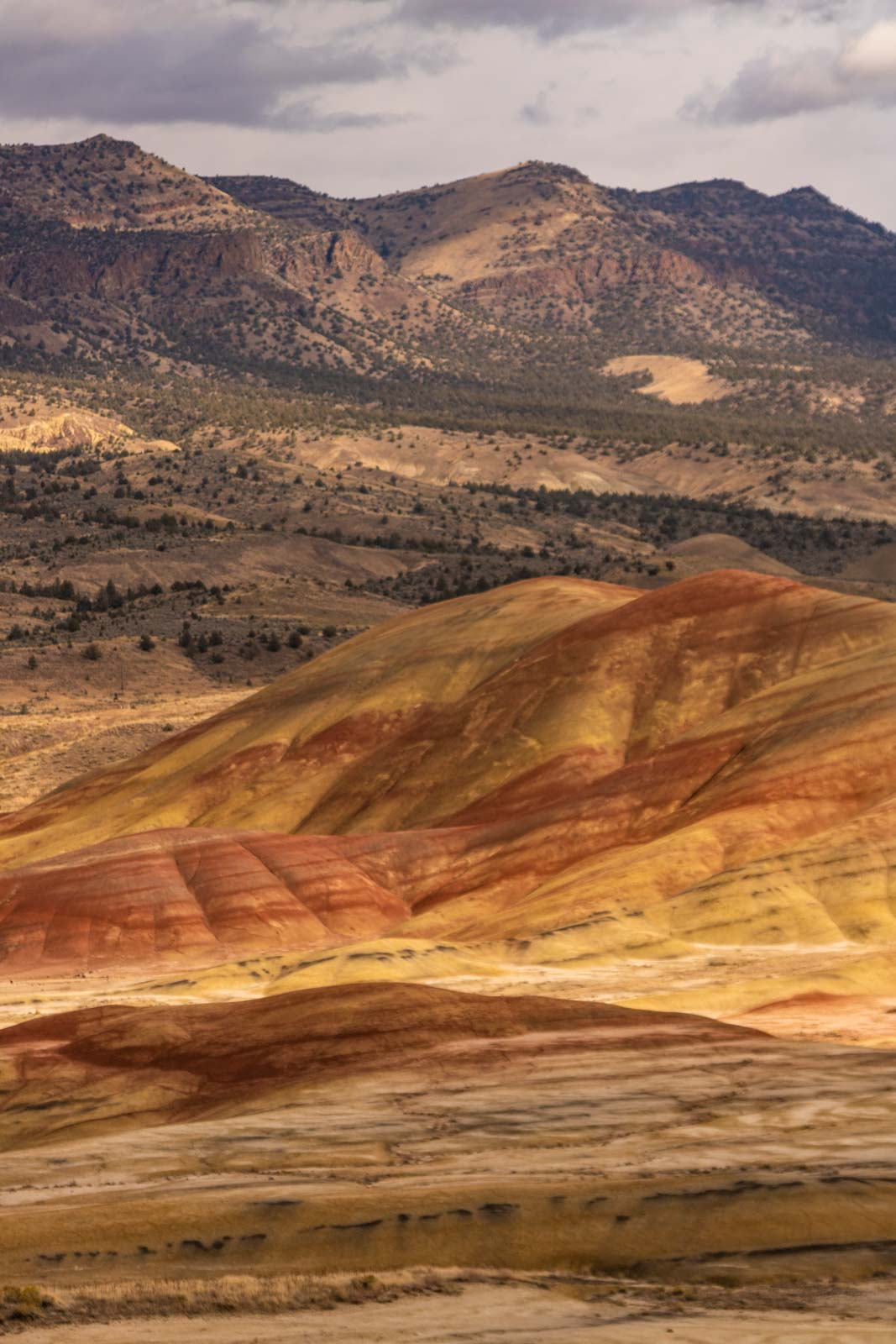 Majestic Painted Hills