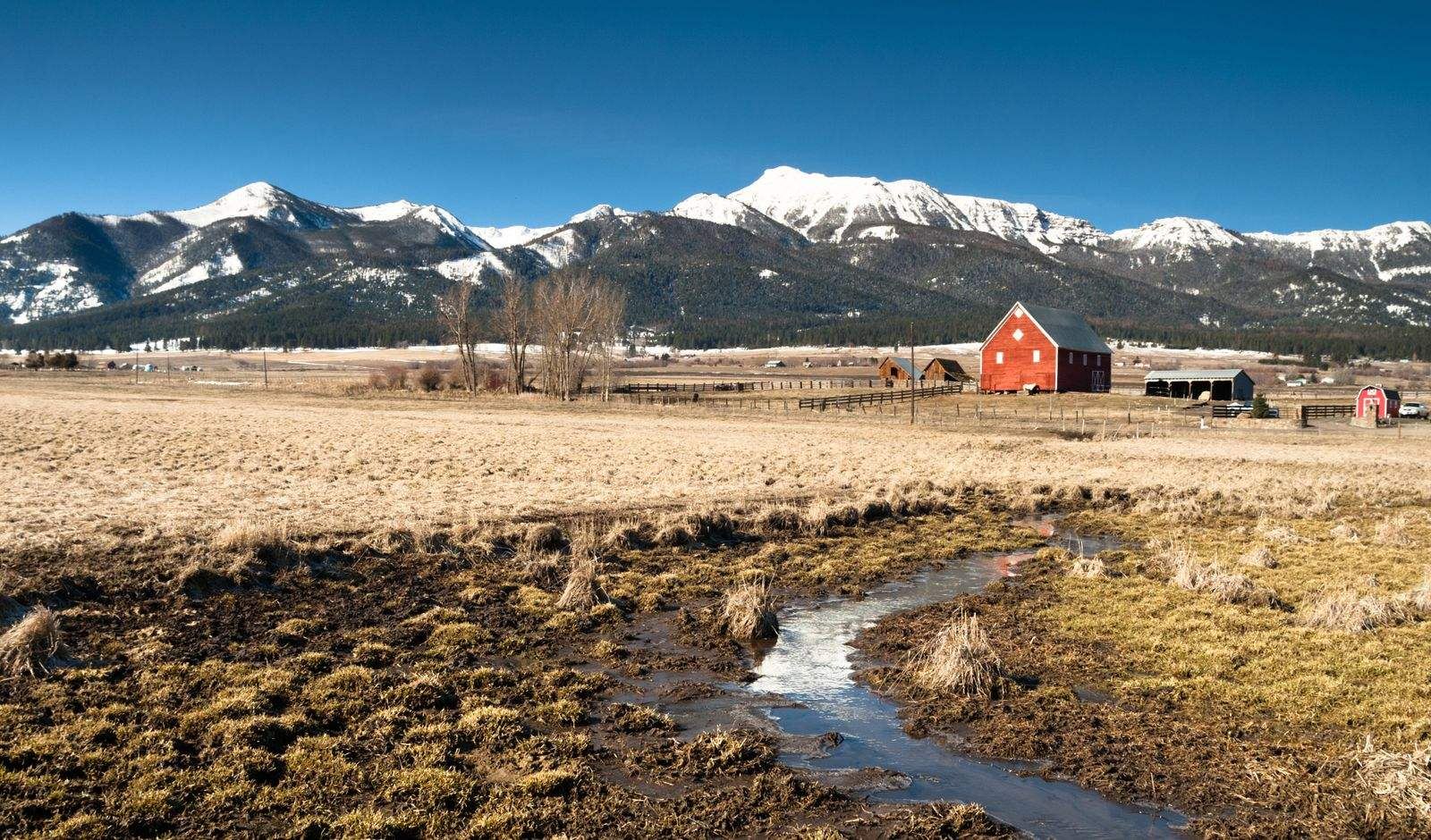 Be sure to check out the barn huts at Wallowa on your Oregon road trip.