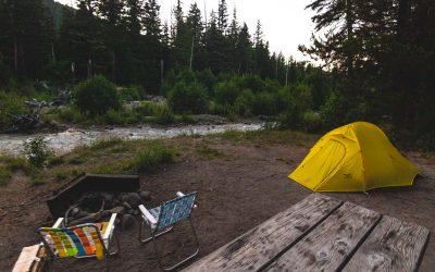 21 of The Best Spots for Camping in Oregon