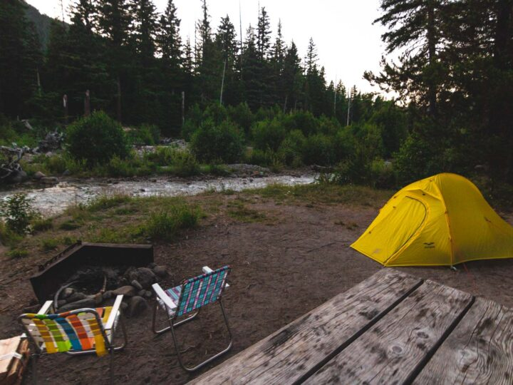 37 of The Best Spots for Camping in Oregon