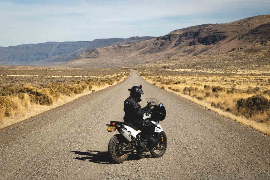 Motorcycling will be an adventurous thing to do in Oregon