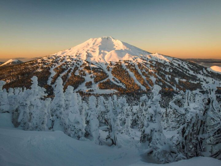 What to Do at Mount Bachelor in Winter