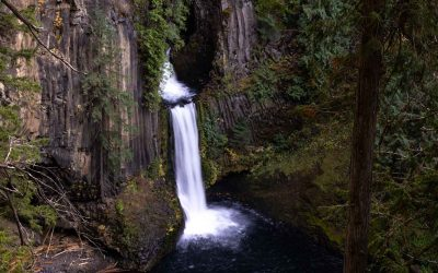 Guide to Umpqua National Forest: Waterfall Hikes & Hot Springs