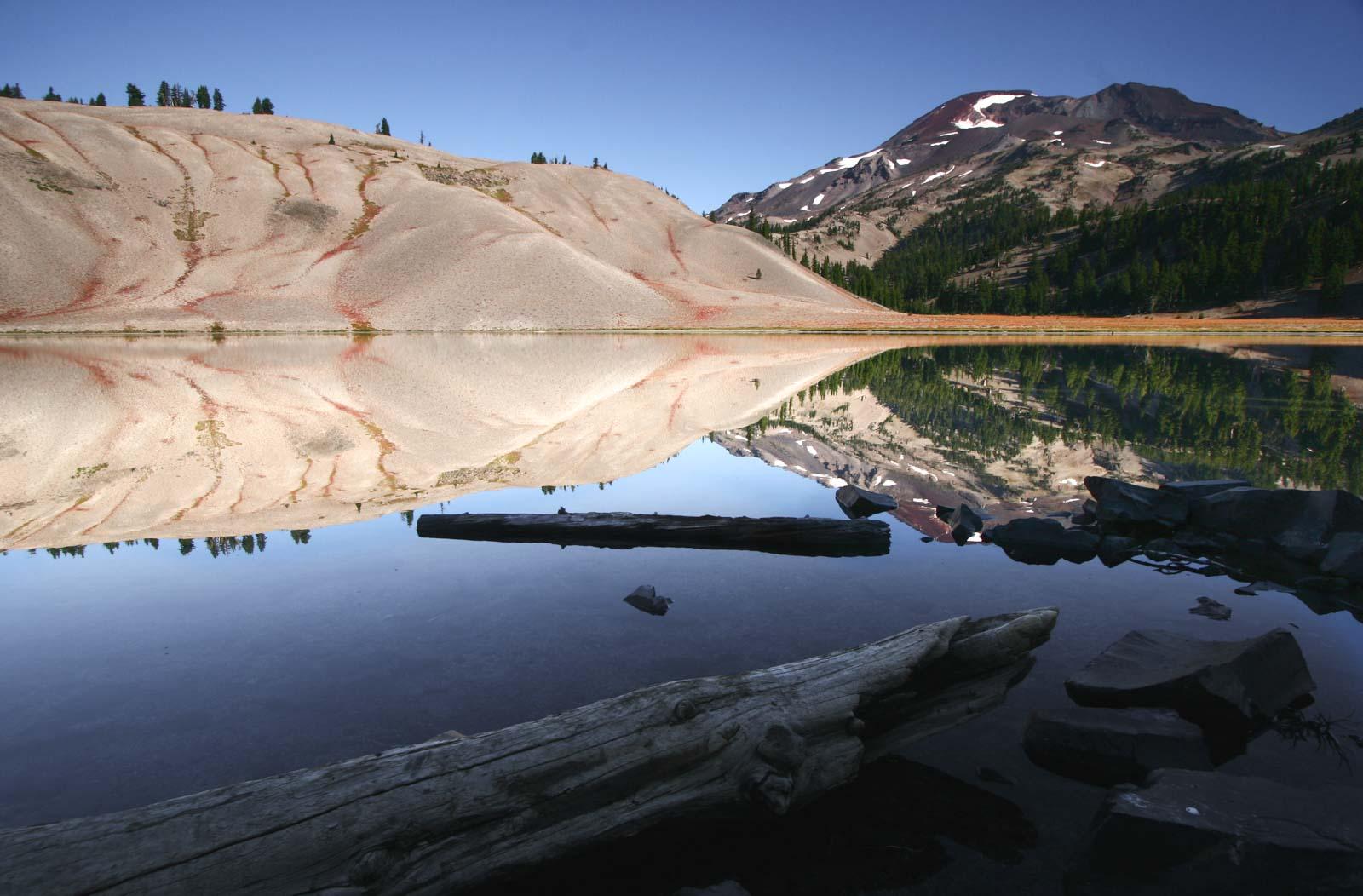 Moraine Lake Hike in Bend