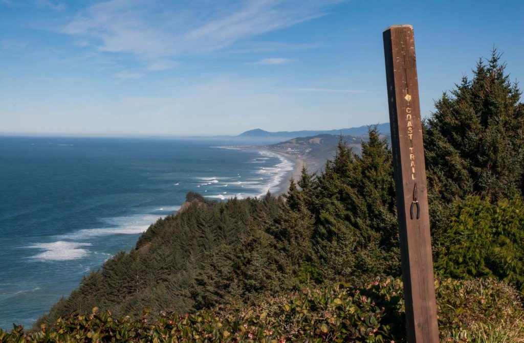 Oregon Coast Trail is an epic thing to do in Oregon!