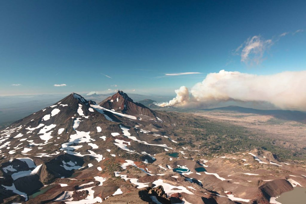 South Sister is one of our fav Oregon hikes