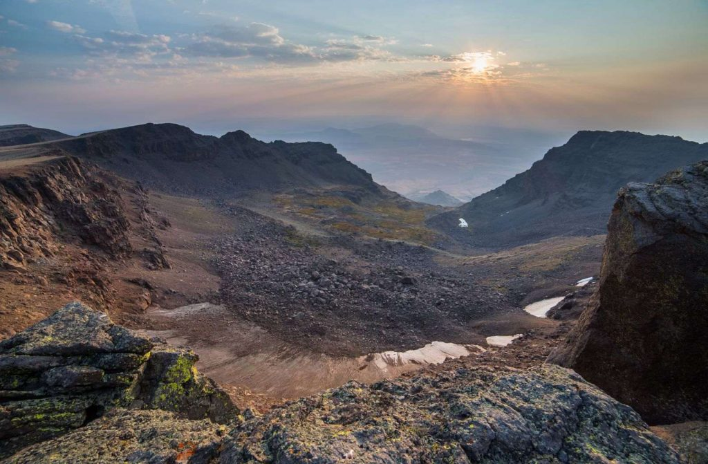 Steens Mountain Trail hike in Oregon