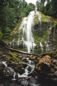Proxy Falls is one of our favorite Bend Oregon waterfalls.