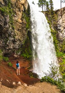 Don't forget to add Tumalo Falls to your list of things to do in Bend