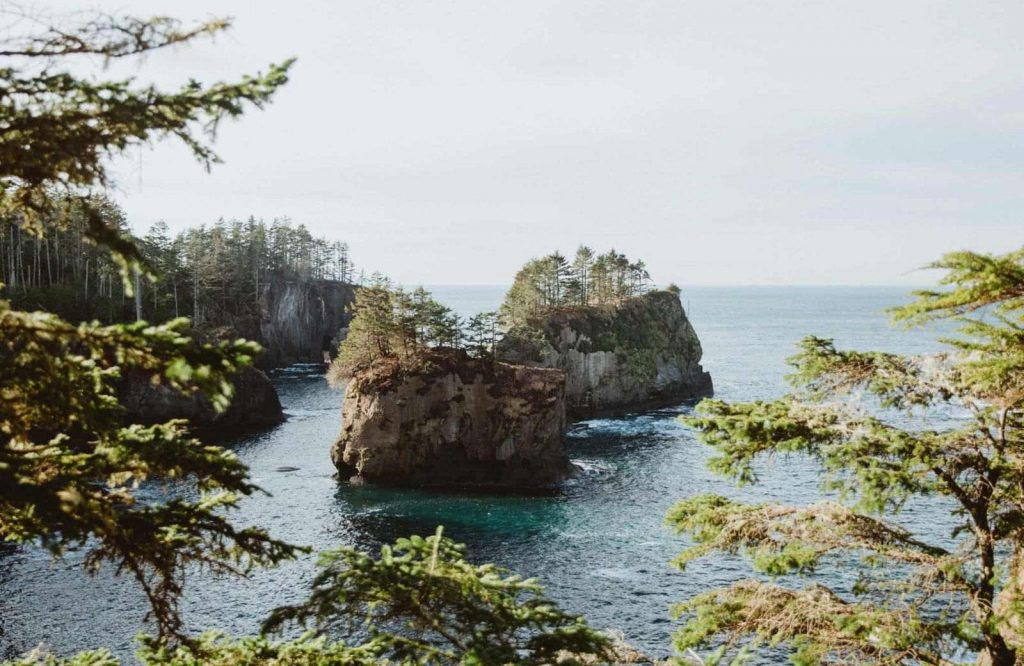 Cape Flattery is an exciting thing to do in Washington.