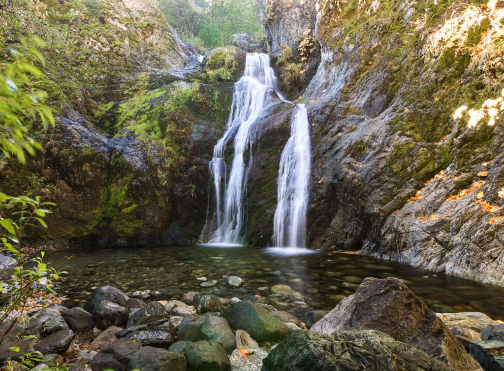 Faery Falls is yet another thing that should be added to your Northern California road trip