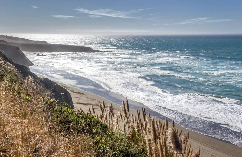 Hiking in Mendocino is an adventurous thing to do in Northern California