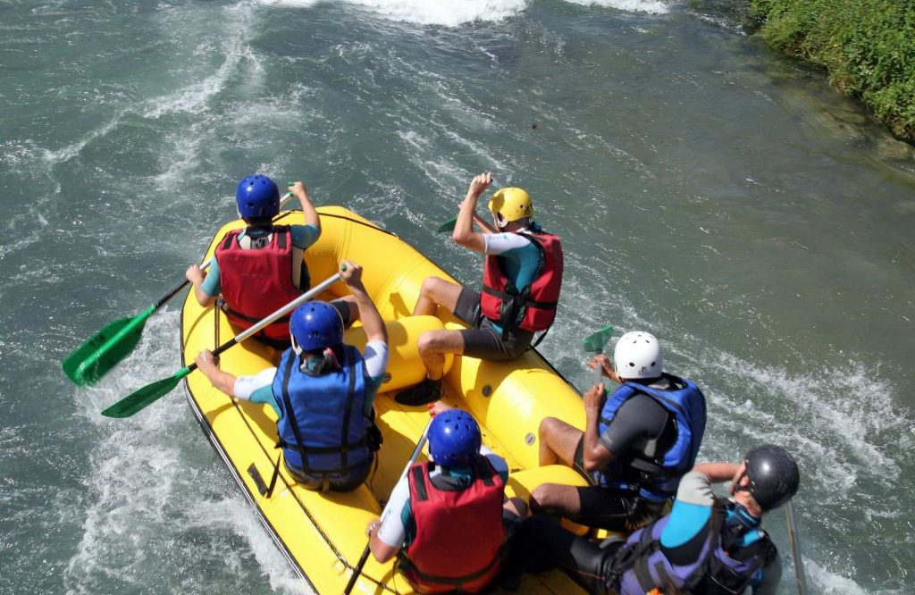 Klamath River Rafting is an adrenaline rushing thing to do in Northern California.