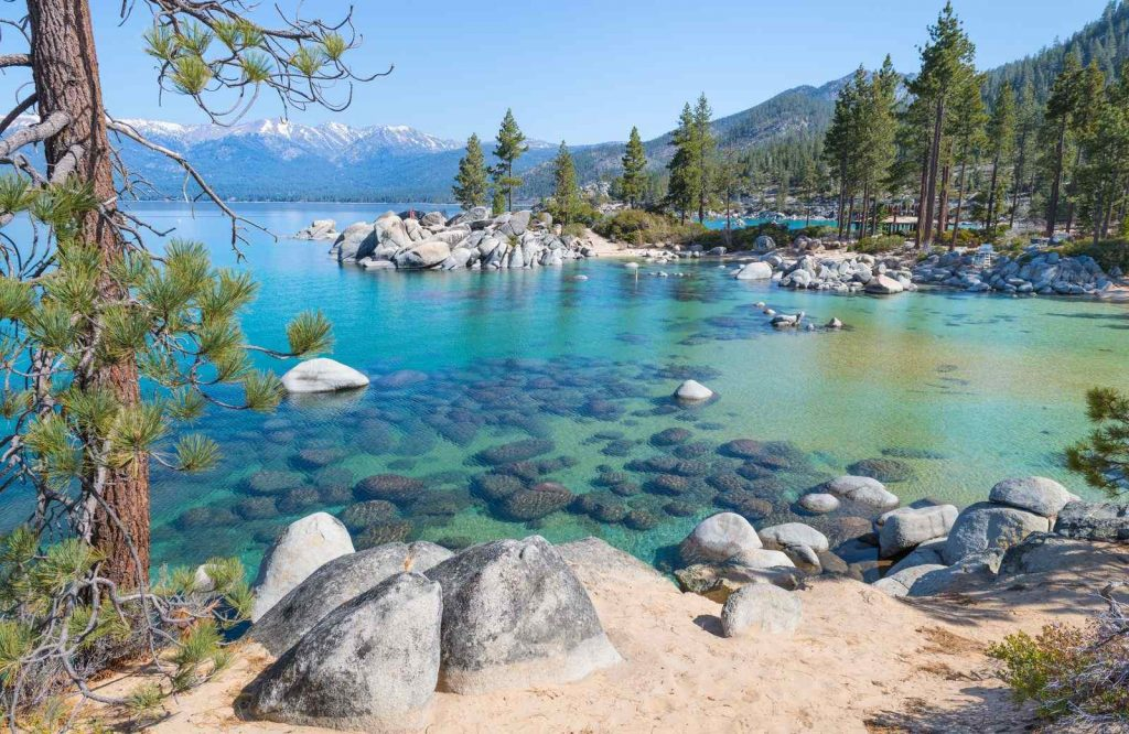 Lake Tahoe is another beautiful place to visit in Northern California