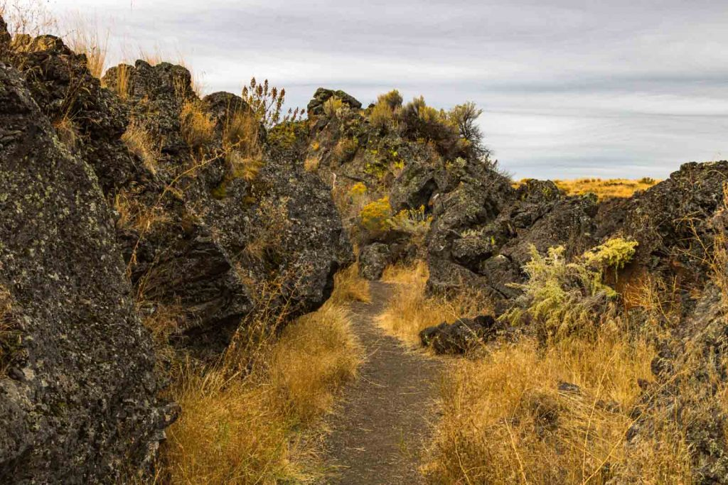 Lava Beds are unmissable on your Northern California road trip