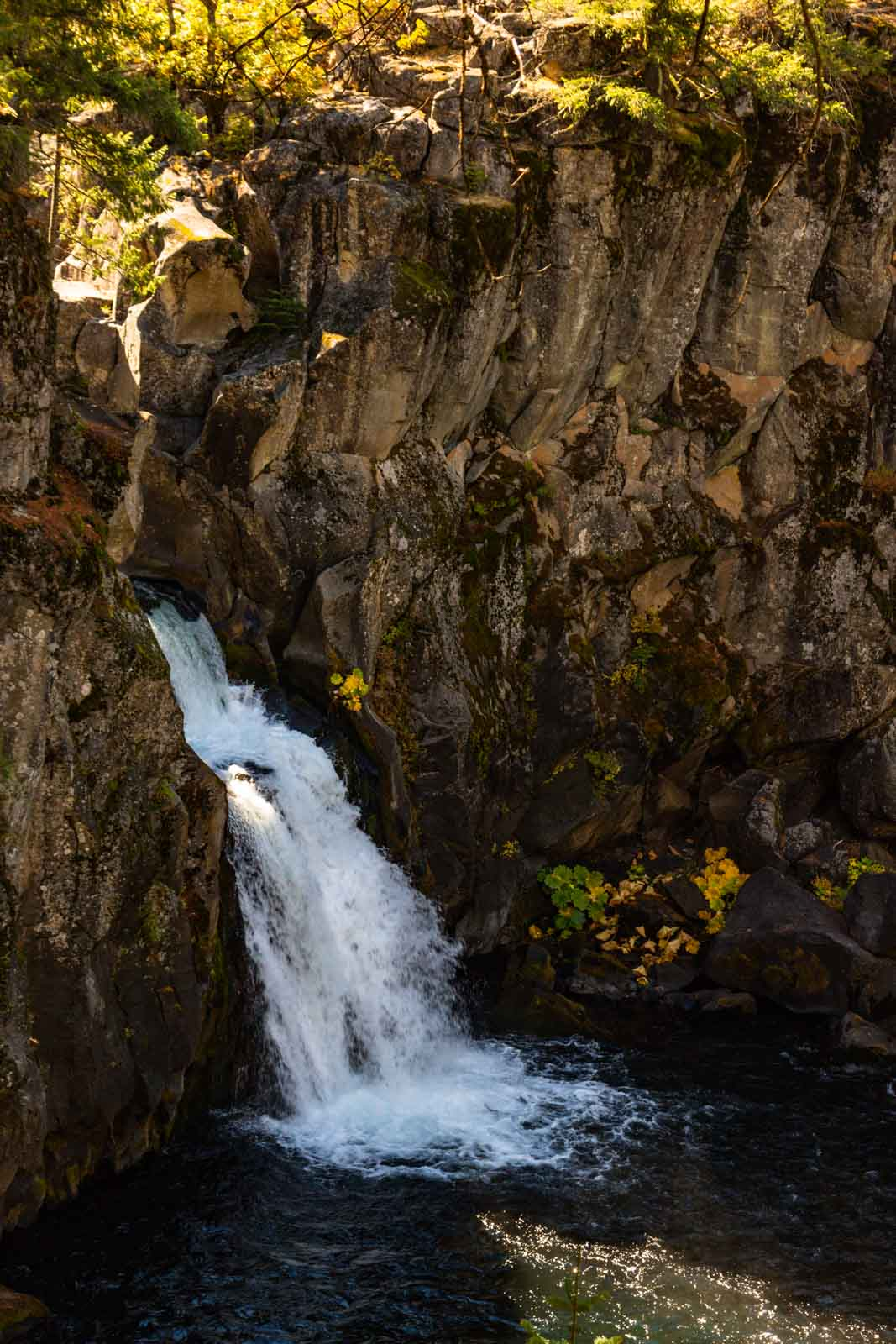 McCloud Falls is an adventurous thing to do in Northern California