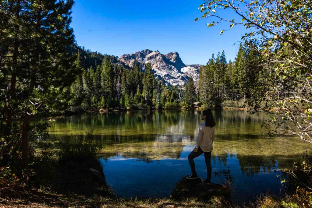 Sardine Lakes is a must on your Northern California road trip