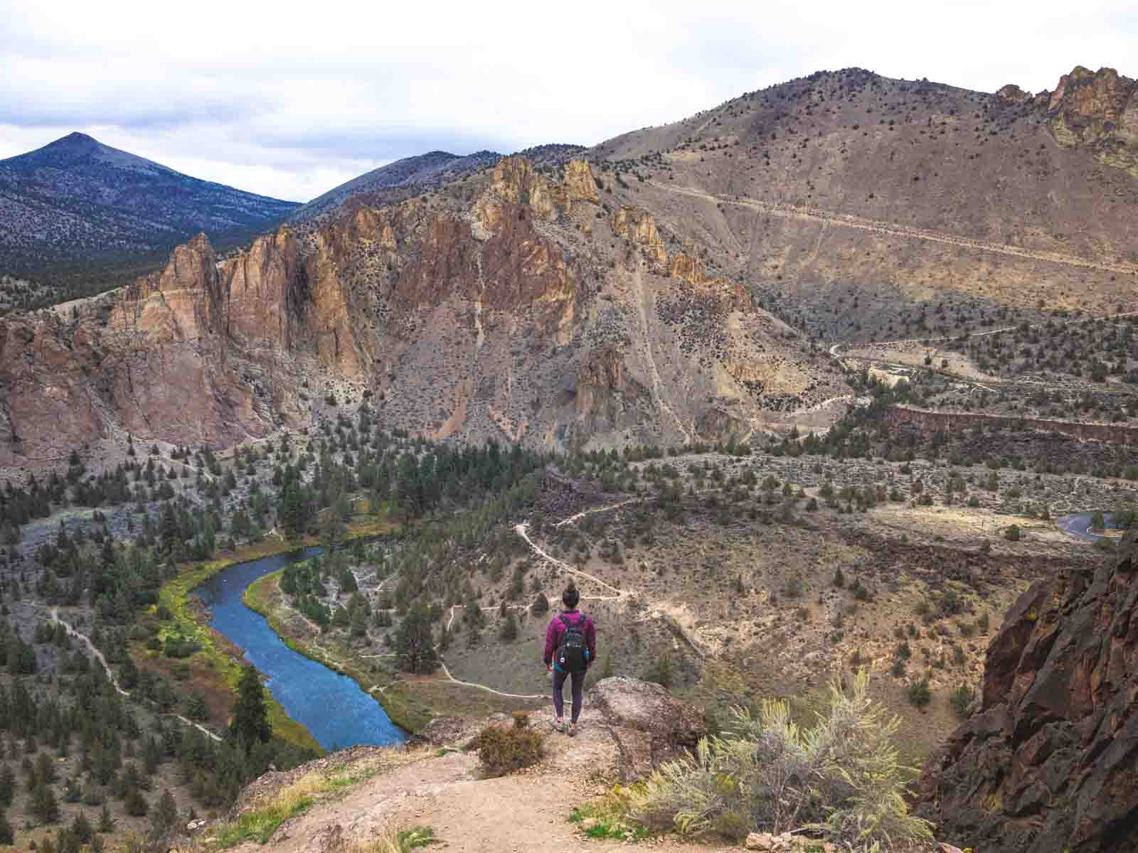 A Guide to Smith Rock State Park's Hikes, Misery Ridge Trail & More