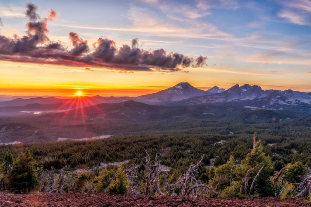 Don't forget to add Tumalo Mountain to your list of hikes in Bend Oregon