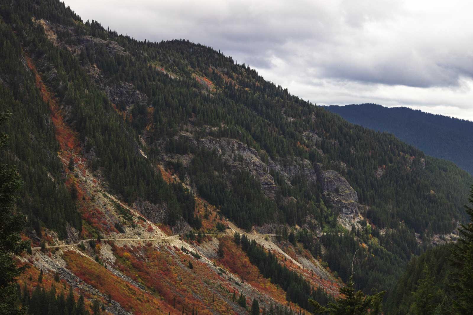 Mount Rainier for your Washington road trip.