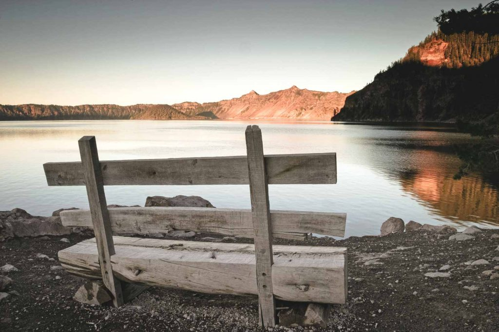 If you're wondering what to do at Crater Lake, add Cleetwood Cove to your list.