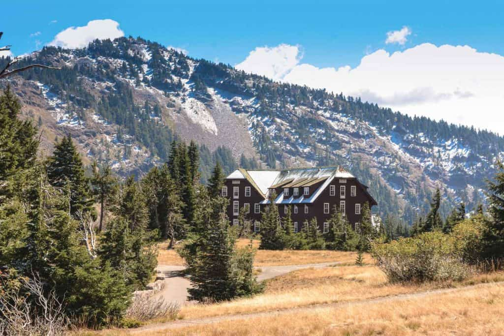 Crater Lake Lodge is a great place to stay