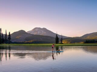 Exploring The Cascade Lakes in Oregon—Water Sports, Hiking, & Camping