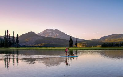 Exploring The Cascade Lakes in Oregon—Hiking, Camping, & Water Sports