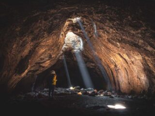 Finding The Best Caves and Lava in Oregon