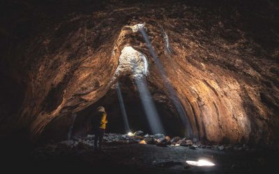 Exploring The Coolest Lava Tubes and Caves in Oregon