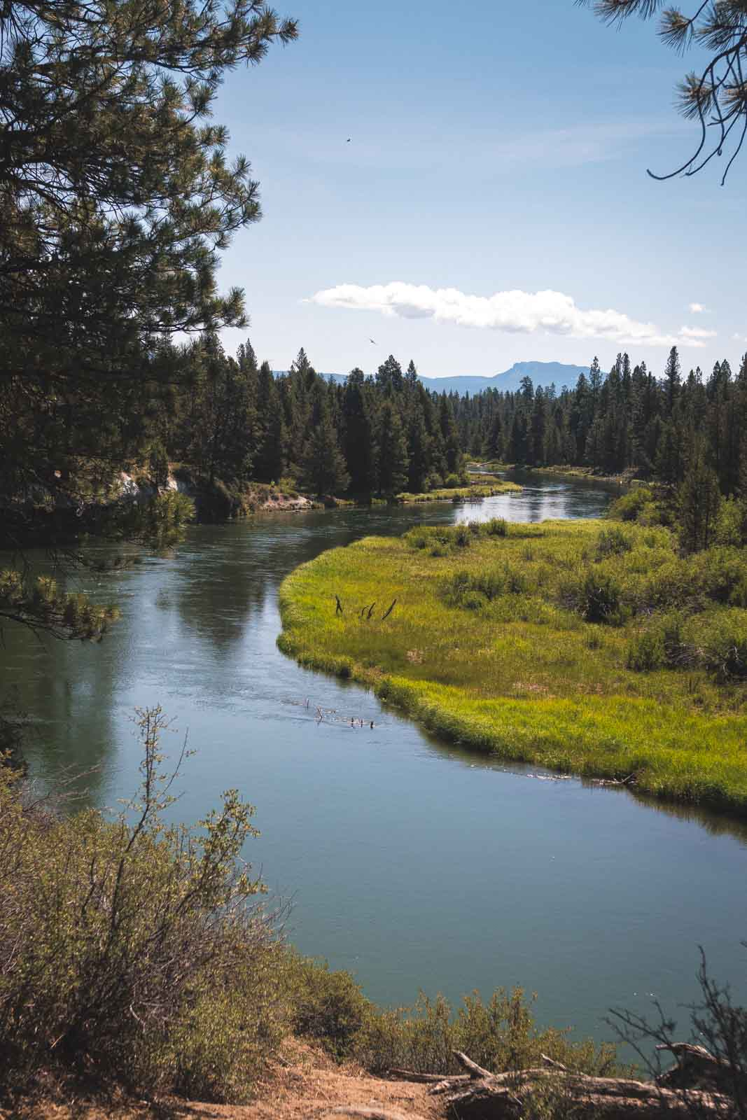 Exploring LaPine State Park is one of many adventurous things to do in Sunriver.
