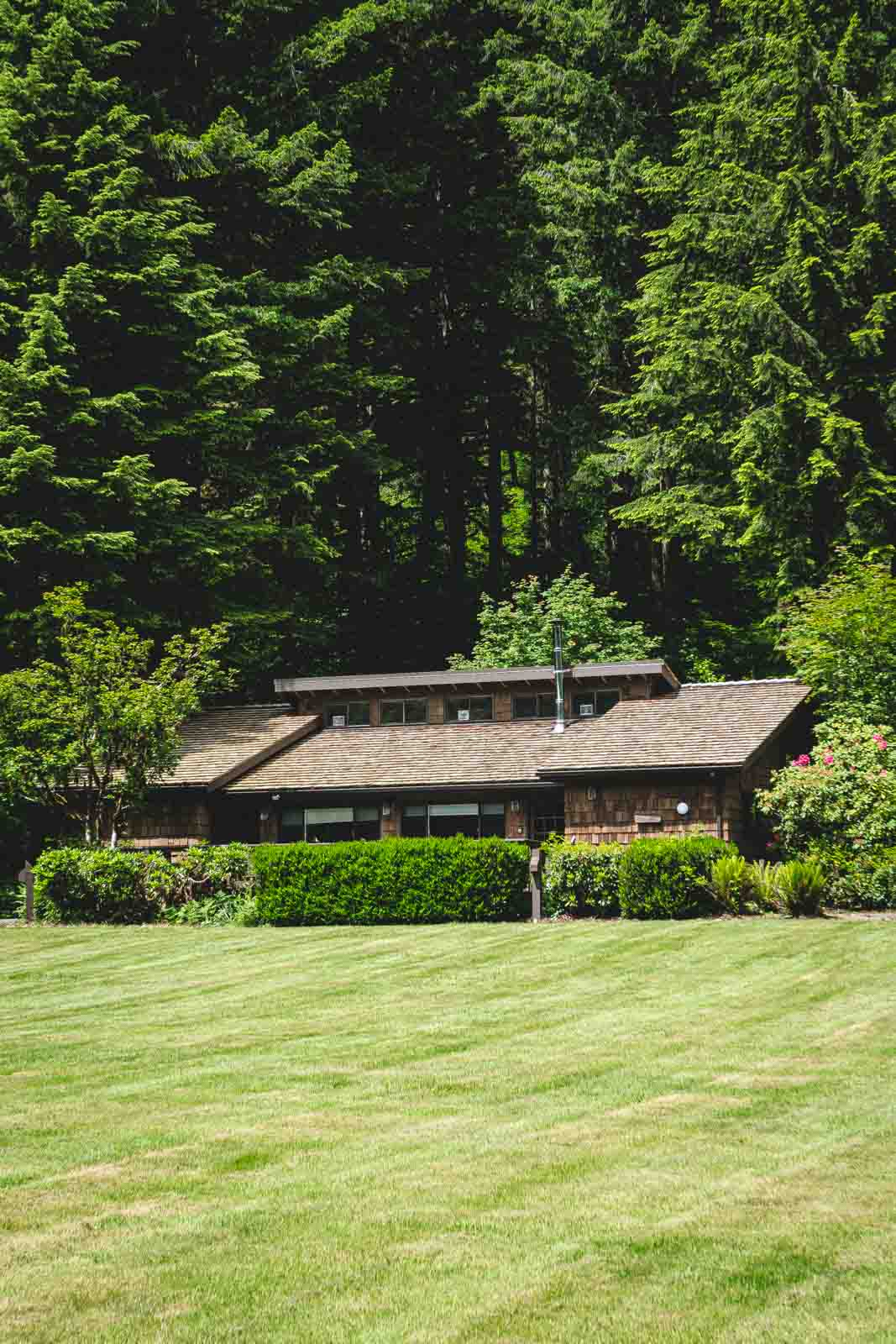 Lodging at Silver Falls State Park