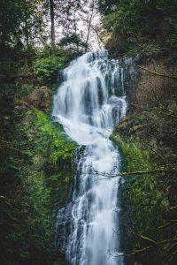 Munson Creek Falls is one of the most breathtaking Oregon waterfalls.